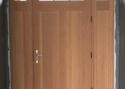stain-door-before