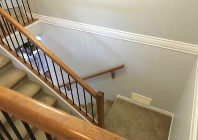 repaint-stairway